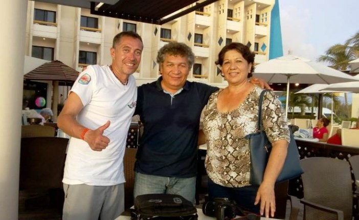 El paracaidismo es fascinante: Héctor Estévez paracaidista deportivo
