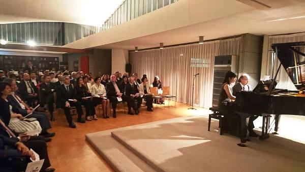 José Adán Pérez Recital Japón 130 Aniversario Relaciones Dipolmáticas con México 2018 1