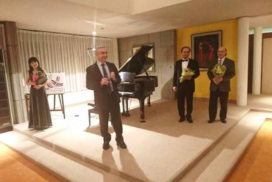 México y Japón estrechan más sus relaciones a través del canto y la música