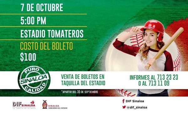 Juego con Causa Tomateros Culiacán Venados Mazatlán Septiembre 2018 (3)