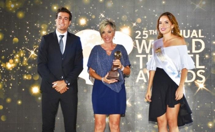 """Mazatlán es reconocido como: """"Destino Líder de México y América Central"""" por WTA en Guayaquil"""