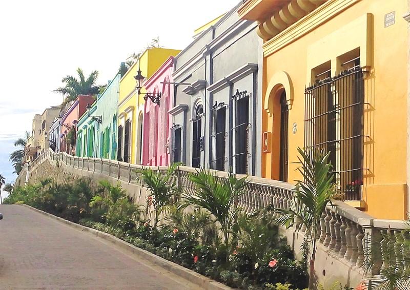 Mazatlán hoy en la sección Viajes de El Washington Post: