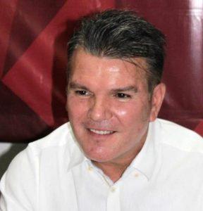 Oscar Pérez Barros Secretario de Turiosmo Sinaloa Primera Entrevista Mzt 2018 1