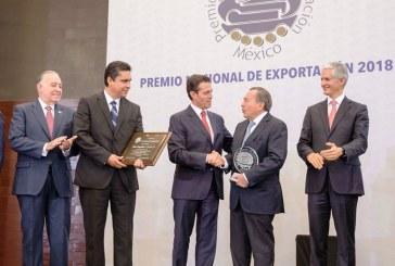 Pinsa Congelados: Recibe Premio Nacional de Exportación 2018