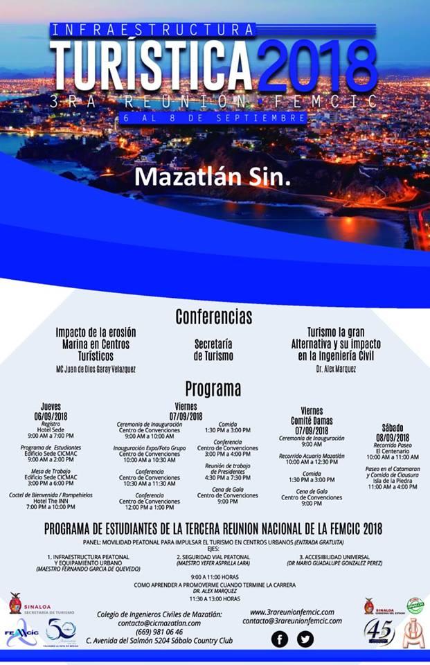Infraestructura Turística 1018 Mazatlán