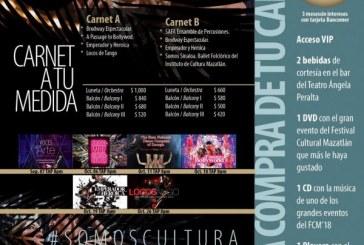 Festival Cultural Mazatlán 2018