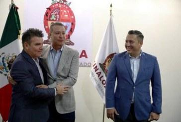 Quirino Ordaz designa a Óscar Pérez como nuevo titular de SECTUR