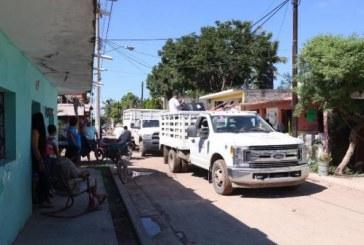Rosy Fuentes pide seguir apoyando al sur de Sinaloa