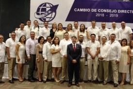 Carlos Ortega dirigirá Ejecutivos de Ventas y Mercadotecnia de Mazatlán en el periodo 2018-19