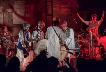The Dhol Drummers of Rajasthan en el  Festival Cultural Mazatlán 2018
