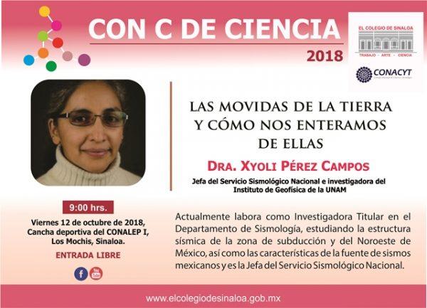 Dra. Xyoli Pérez Los Mochis