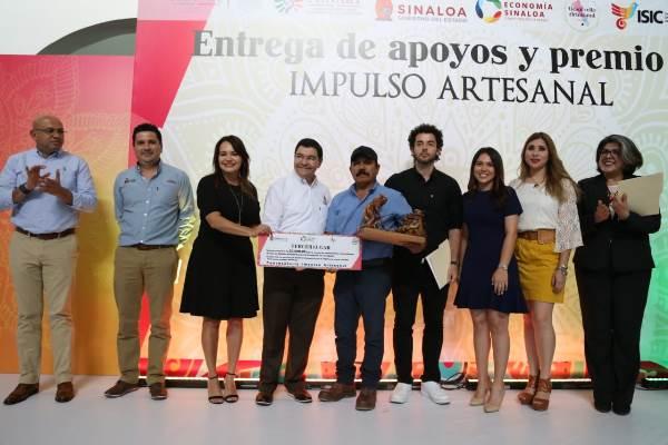 Entregan el Premio Impulso Artesanal Puro Sinaloa 2018 1