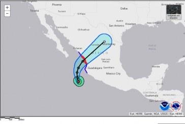 En Mazatlán, Rosario, San Ignacio, Elota, Escuinapa, Cosalá y Concordia se suspenden clases por Huracán Willa