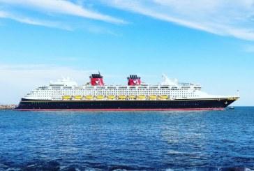Crucero Turístico Disney Wonder llega a Mazatlán