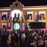 Hace unos momentos fue inaugurado el Segundo Festival de las Ánimas en San Ignacio de Loyola