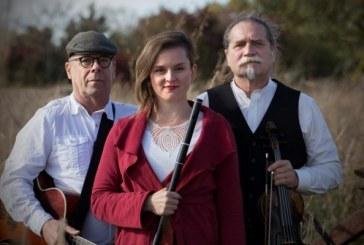 Música irlandesa  en la Plazuela Machado