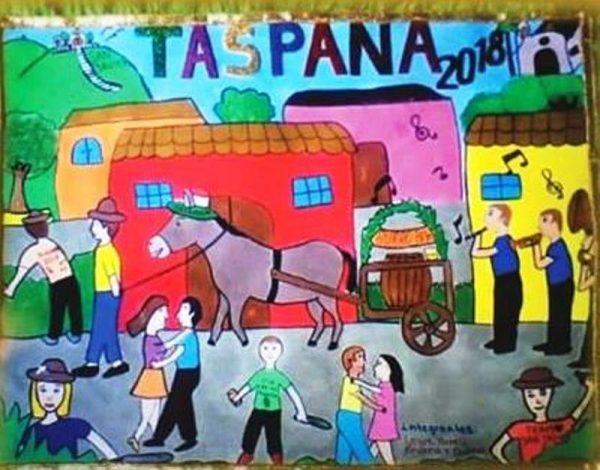 La Taspana San Javier San Ignacio Sinaloa México 2018 Programa