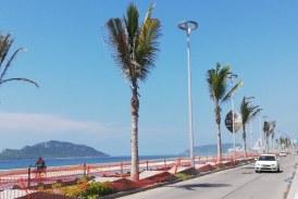 Reabren malecón de Mazatlán