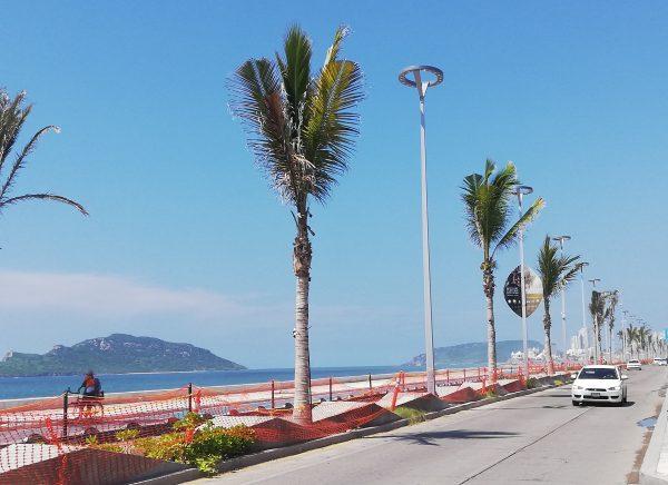 malecón Mazatlán