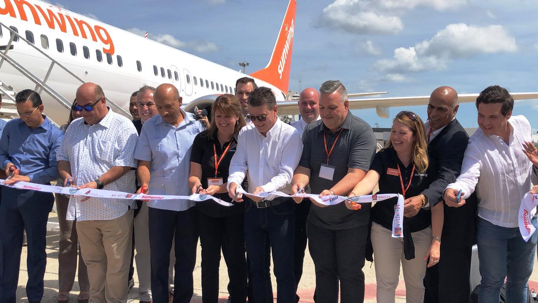 Mazatlán Sorprende a Agencias de Viajes de Canadá y Sunwing 2018 1a