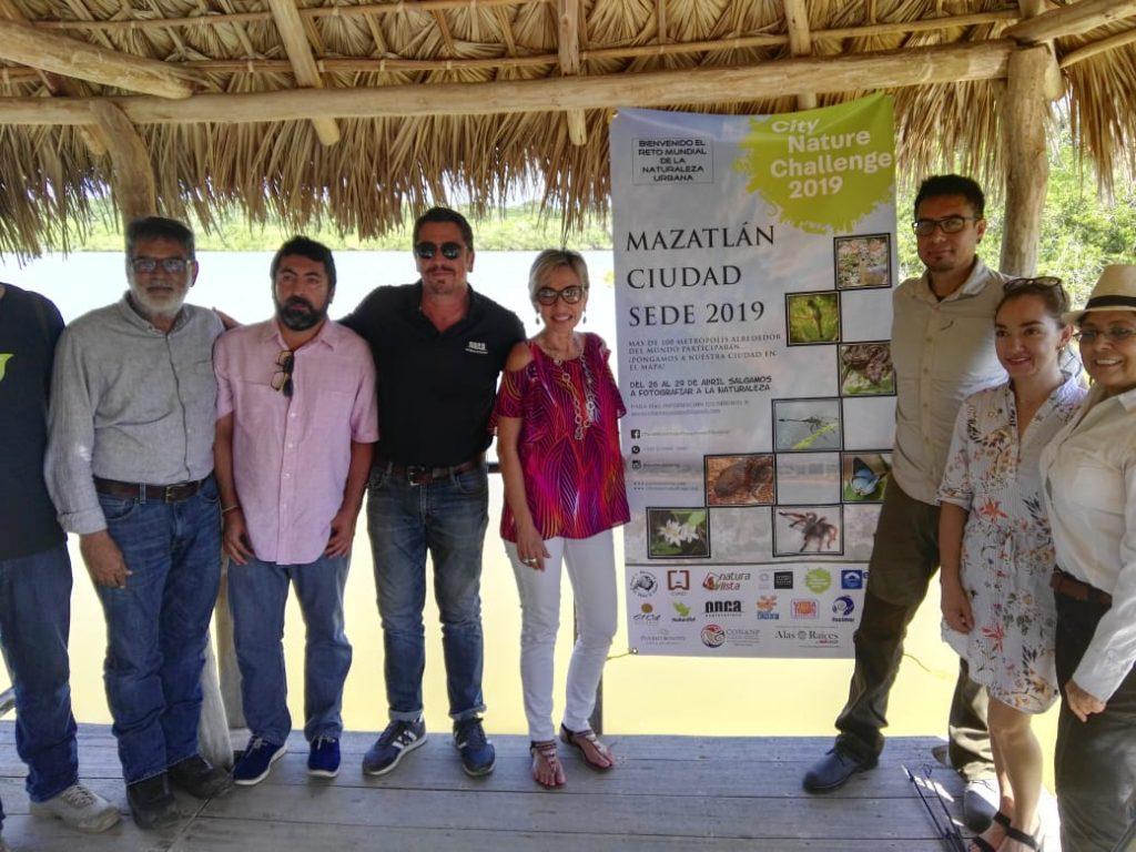 """Mazatlán será sede del """"City Nature Challenge"""" 2019"""