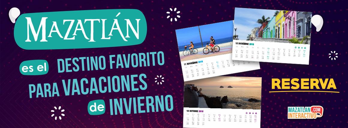 Mazatlan Interactivo - Visita Mazatlán en invierno Octubre 2018