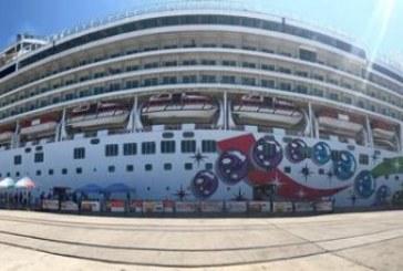 Crucero Norwegian Pearl llega a Mazatlán