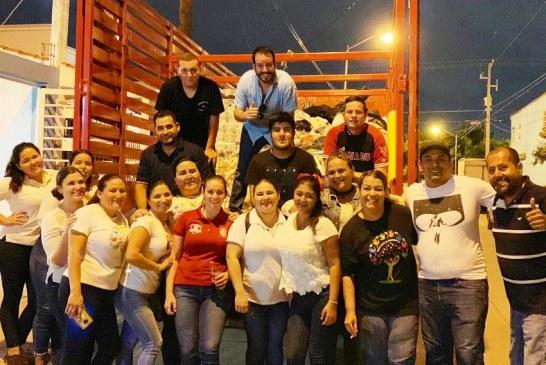 """Gran respuesta solidaria al llamado de """"El Pity"""" Velarde"""