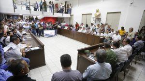 Preparados en el Sur de Sinaloa para afrontar a Willa