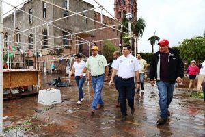 SE y Sectur Sinaloa Apoyarán Mipymes Afectadas pro Willa 01