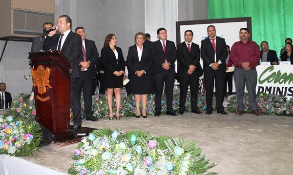 Toma de Protesta de Iván Ernesto Báez Martínez Presidente Municipal San Ignacio Sinaloa Oct 2018 (16)