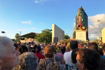 Atribuyen a la Virgen de la Puntilla de Mazatlán el Desvío del Huracán Willa