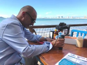 Webcams de México y Mazatlán Interactivo Promocionan Mazatlán Octubre de 2018 1