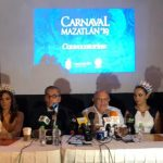 Anuncian Carnaval Internacional de Mazatlán 2019