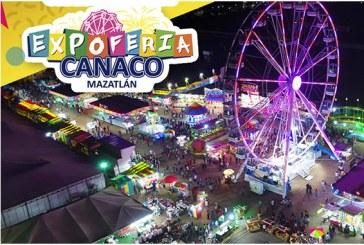 Expo Feria CANACO Mazatlán 2018