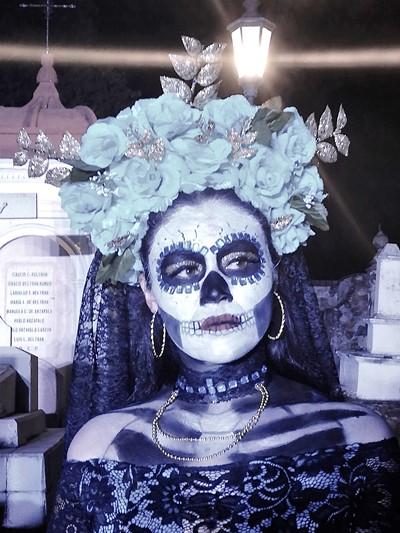 Calalcas Interactivas 2018 Panteòn Español EL Rosario Pueblo Màgico 6a