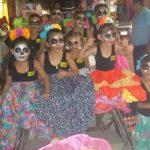 Callejoneada de las Ánimas en El Rosario Pueblo Màgico Sinaloa México