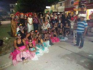 Callejoneada de las Ánimas en El Rosario Pueblo Màgico Sinaloa México 3