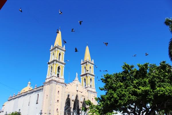 Catedral Mazatlán Turismo de Romance 2018