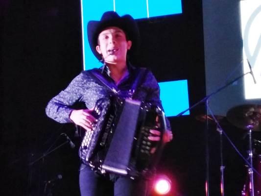 Cornelio Vega Jr Expo Feria CANACO Mazatlán 2018