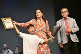 Es el pequeño Pablo Leal un talento mazatleco de la danza
