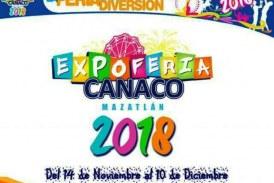 Va la 34 Edición de la ya Tradicional Expo Canaco Mazatlán 2018