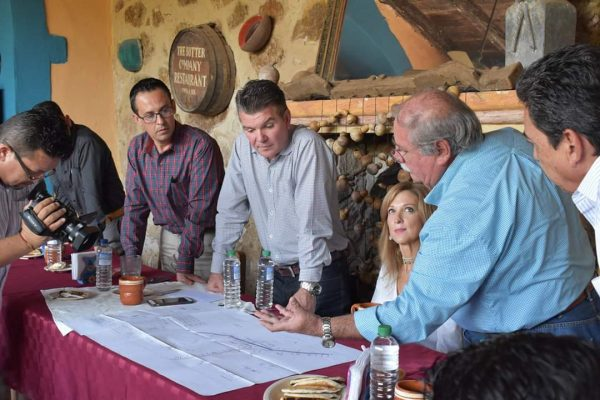 Gira de Trabajo Sectur Sinaloa Concordia Copala Noviembre 2018