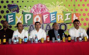 Inauguraciòn Expo Feria Canaco Mazatlàn 2018 1