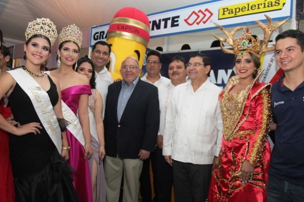 Inauguraciòn Expo Feria Canaco Mazatlàn 2018 2