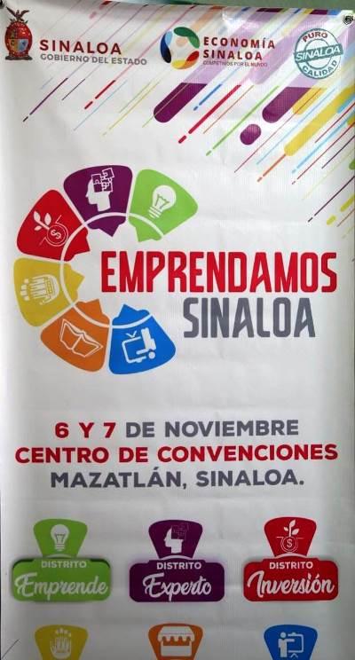 Javier Lizárraga Mercado Anuncia Emprendamos Sinaloa 2018 Sede Mazatlán 1