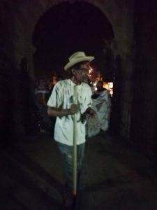 Las Ánimas Vuelven al Peteón Español de El Rosario Pueblo Mágico Sinaloa México