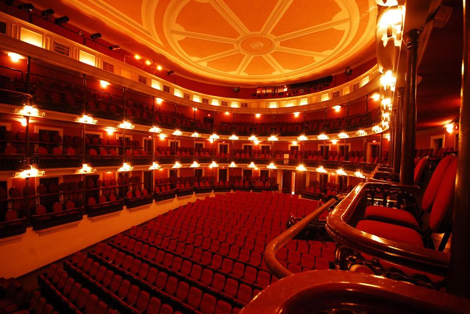MAZATLÁN Teatro Ángela Peralta