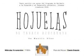 Hojuelas de Tabaco Azucarado