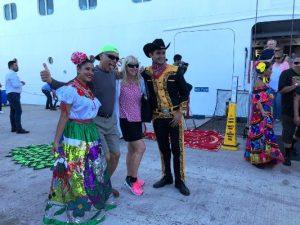 Recibe el Alcalde de Mazatlán Benítez Torres Crucero Nov 2018 5